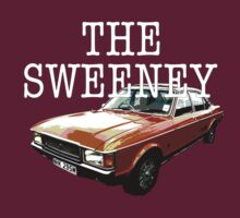 The Sweeney - Car by Tim Topping