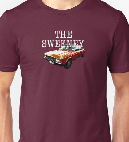 The Sweeney - Car Unisex T-Shirt