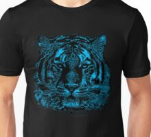Tiger Face Close Up Unisex T-Shirt