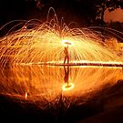 Night at Inverleith Park by Jordan Moffat