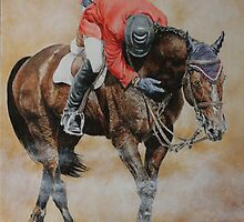 Hickstead by David McEwen