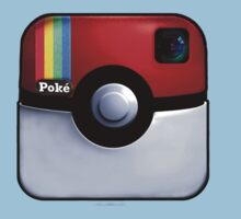 Pokegram - An Instagram & Pokemon Mash App by Brother Adam