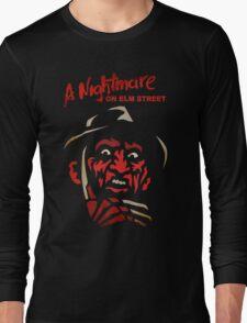 Freddy Krueger Forever Long Sleeve T-Shirt