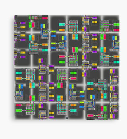 """Matrix Multiplication""© Canvas Print"