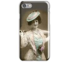Vintage Fashion 6 iPhone case iPhone Case/Skin