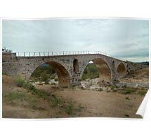 Pont Julien Poster