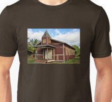 Kealiiokamalu Church Unisex T-Shirt