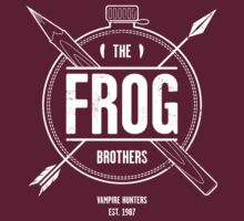 The Frog Brothers by heavyhand