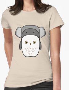 Animals tetris Womens Fitted T-Shirt