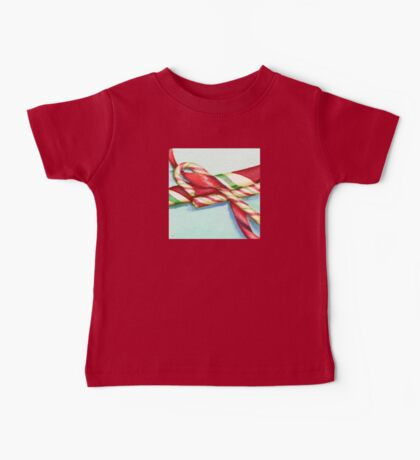 Candy Canes Baby Tee
