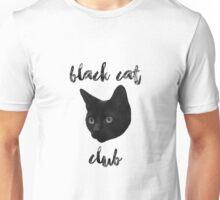 Black Cat Club - Henry Face Unisex T-Shirt