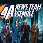 News Team Assemble Pop Art by TwistedBiscuit