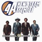 News Team Assemble by TwistedBiscuit
