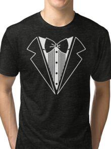 Tudexo - Suit Tri-blend T-Shirt