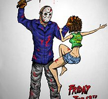 Friday the 13th by Jay Stuart