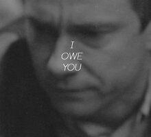 I OWE YOU - SHERLOCK by Amy Elouise