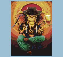 Ganesh On Break Baby Tee