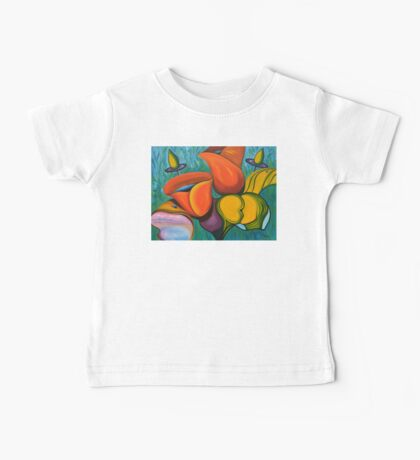 The enigma of a kiss Baby Tee