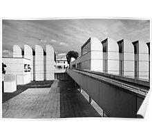 Bauhaus-Archiv, Berlin Poster