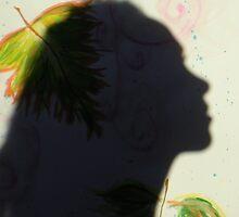 Shadows in Autumn Dreaming by AnnaRingo