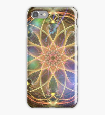 Mandala 46 iPhone Case/Skin