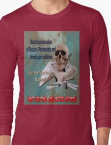 Protest tee 4 Long Sleeve T-Shirt
