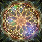 Mandala 46 by Karl Eschenbach