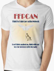 Protest Tee 7 Mens V-Neck T-Shirt