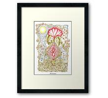 Florabundance Framed Print