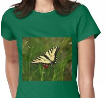 Tiger Stripes Womens Fitted T-Shirt