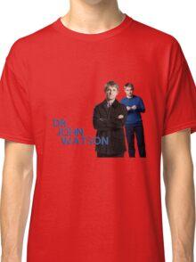 DR. JOHN WATSON Classic T-Shirt