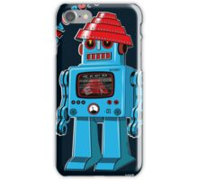 Devo Bots 002 iPhone Case/Skin