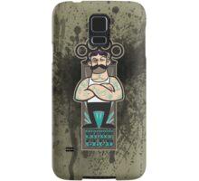 Victorian Fight Club - Tattoo Splatter Samsung Galaxy Case/Skin