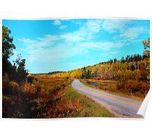 Whiteshell Provincial Park Poster