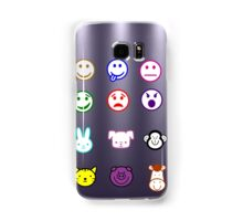 Smilies people animals photo cases Samsung Galaxy Case/Skin