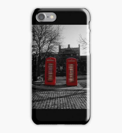 Time to call home iPhone Case/Skin
