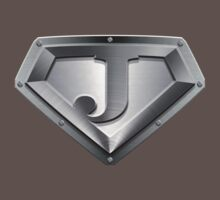 Steel Plated J Letter by adamcampen