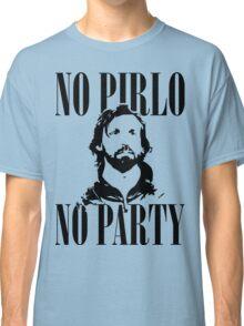 No Pirlo, No Party v2 Classic T-Shirt