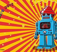 Devo Bots 002 by RemoCamerota