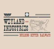 Weyland Industries 1870 by Elton McManus