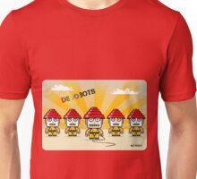 Devo Bots 005 Unisex T-Shirt