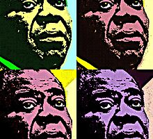 LOUIS ARMSTRONG-2 by OTIS PORRITT