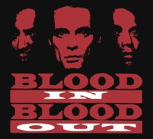 Blood in Blood out by BUB THE ZOMBIE