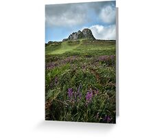 Haytor Greeting Card
