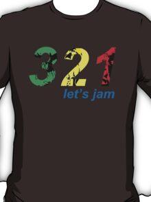 321...let's jam T-Shirt