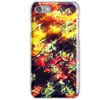 Pieces of Autumn #3 iPhone Case/Skin