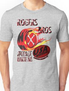 usa warriors motorcycle parts by rogers bros T-Shirt
