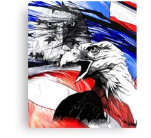 This is Freedom, v2 Canvas Print