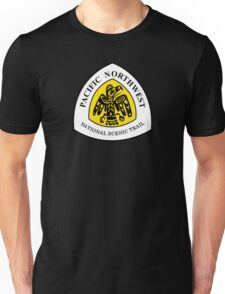 Pacific Northwest Trail Sign, USA Unisex T-Shirt