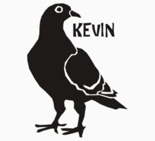 Kevin the Pigeon by Olivia Mendoza